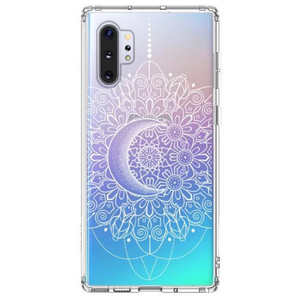 Moon Henna Phone Case - Samsung Galaxy Note 10 Plus Case