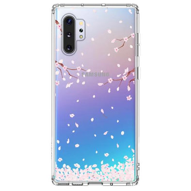 Sakura Flowers Blossom Phone Case - Samsung Galaxy Note 10 Plus 5G Case