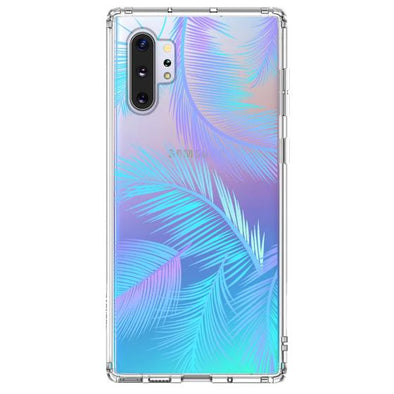 Tropical Palm Leaf Phone Case - Samsung Galaxy Note 10 Plus 5G Case