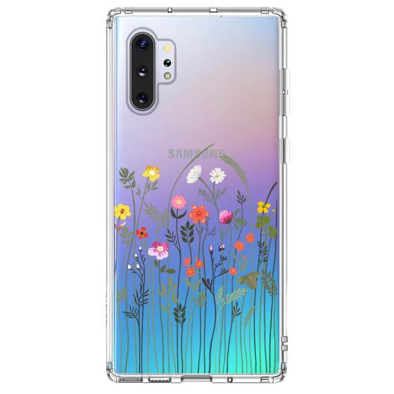 Tiny Wildflower Phone Case - Samsung Galaxy Note 10 Plus 5G Case