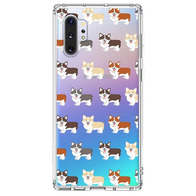 Cute Corgi Phone Case - Samsung Galaxy Note 10 Plus 5G Case