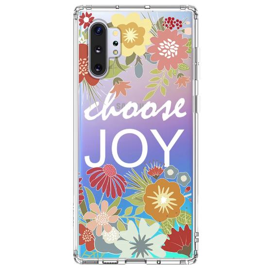 Choose Joy Phone Case - Samsung Galaxy Note 10 Plus 5G Case