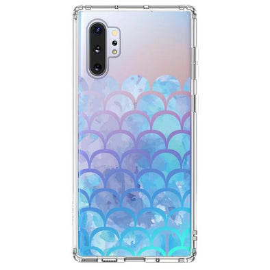 Mermaid Scale Phone Case - Samsung Galaxy Note 10  Plus Case