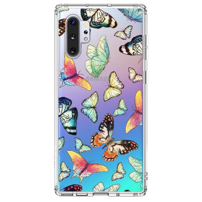 Butterfly Phone Case - Samsung Galaxy Note 10 Plus Case