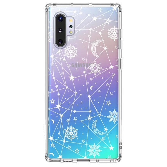 Night Sky Phone Case - Samsung Galaxy Note 10 Plus Case