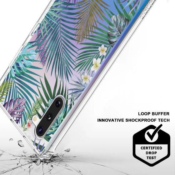 Tropical Forests Phone Case - Samsung Galaxy Note 10 Case