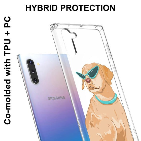 Labrador Phone Case - Samsung Galaxy Note 10 Case