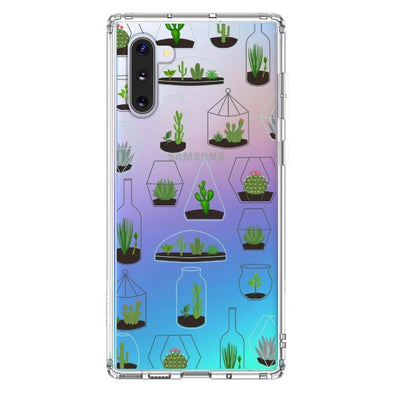 Cactus Plant Phone Case - Samsung Galaxy Note 10 Case