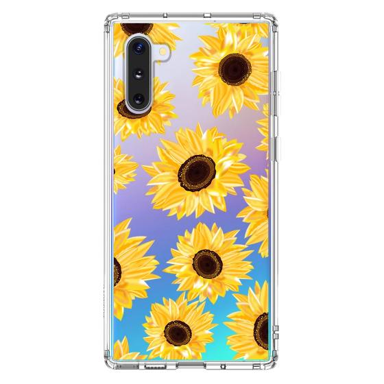 Sunflowers Phone Case - Samsung Galaxy Note 10 Case