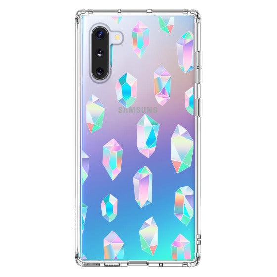 Gradient Diamond Phone Case - Samsung Galaxy Note 10 Case