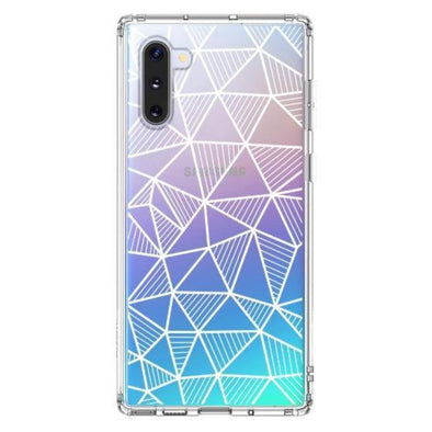 3D Bargraph Phone Case - Samsung Galaxy Note 10 Case