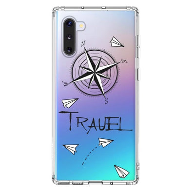 Traveller Phone Case - Samsung Galaxy Note 10 Case