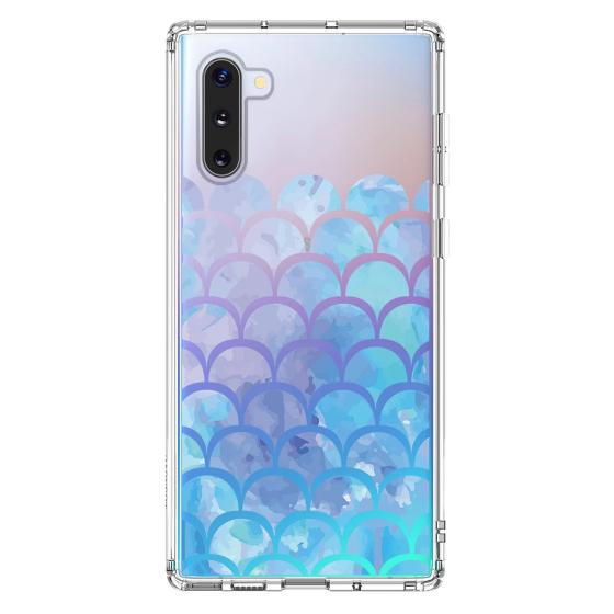 Mermaid Scale Phone Case - Samsung Galaxy Note 10 Case