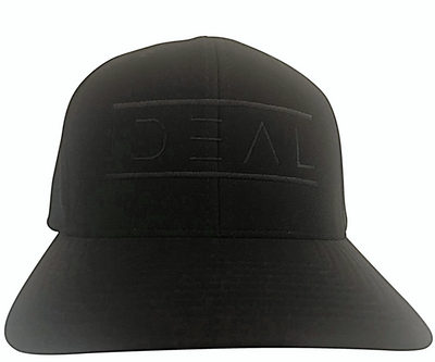 IDEAL LOGO BLACK CAP
