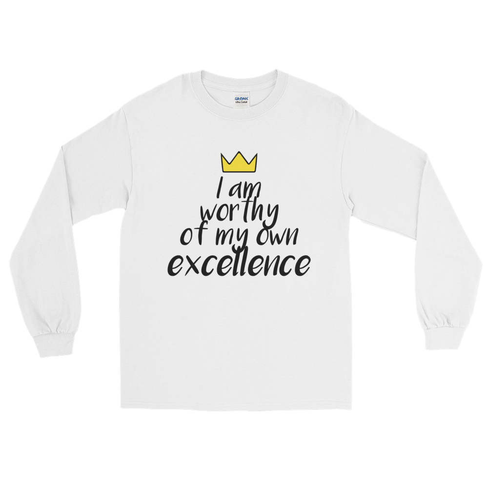 Worthy Of My Own Excellence Crewneck Unisex