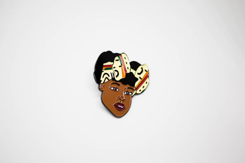 Ama Serwaa Head Wrap Pin