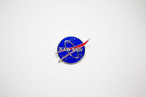 Nah Son (NASA Inspired) Pin