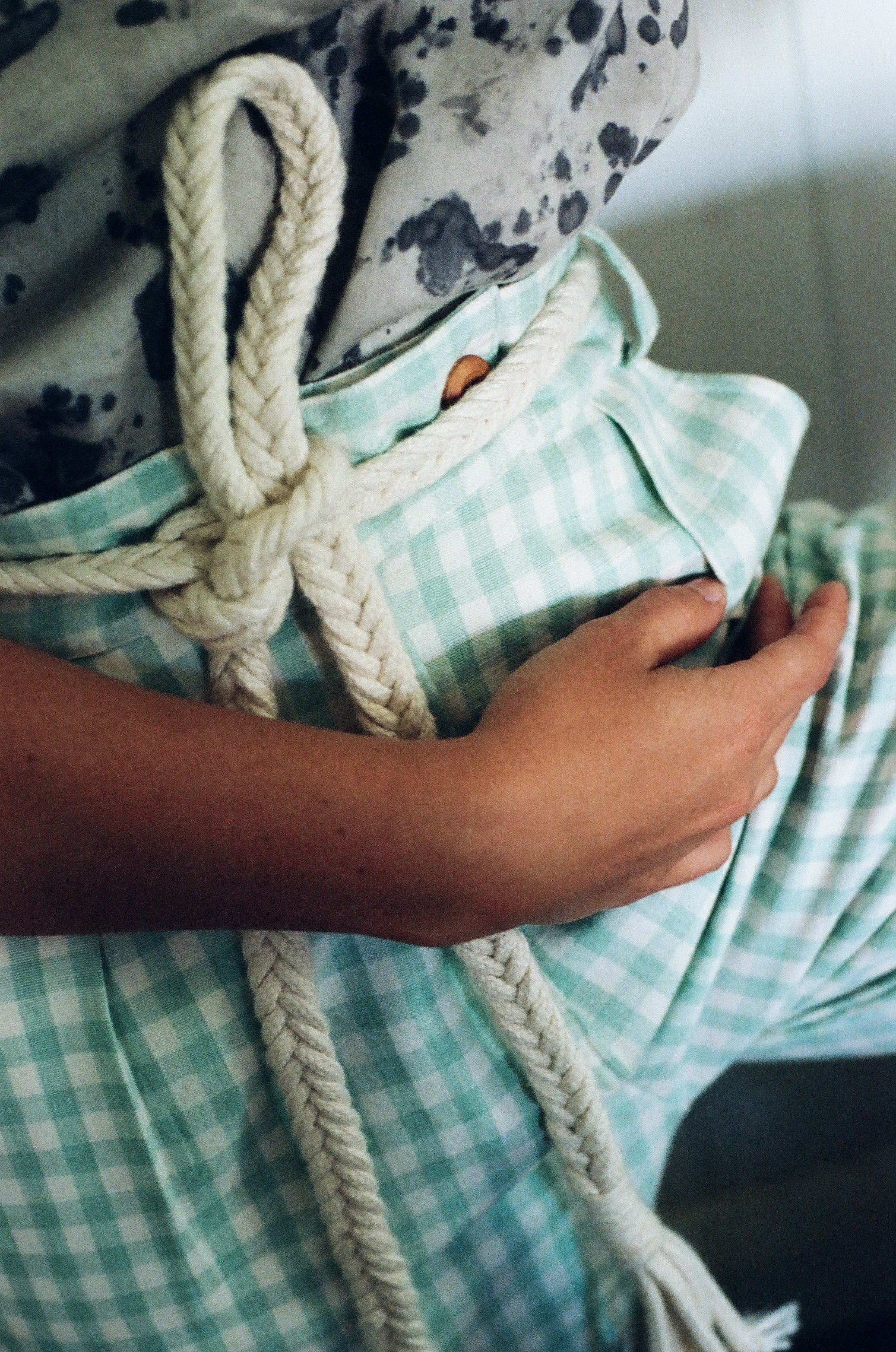 Recycled Rope Belt