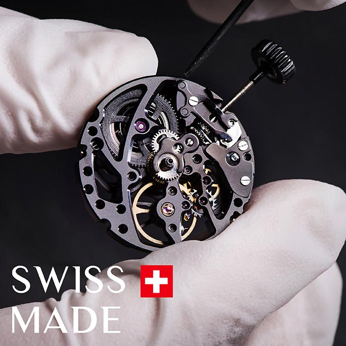 Swiss Made Certificate of Authenticity