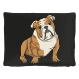 Bulldog Pet Bed for Dogs Cats Pets, Funny Gift for Cute Dog Lovers