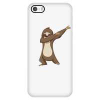 Cute Funny Dancing Sloth Smart Phone Case for Women Men Kids