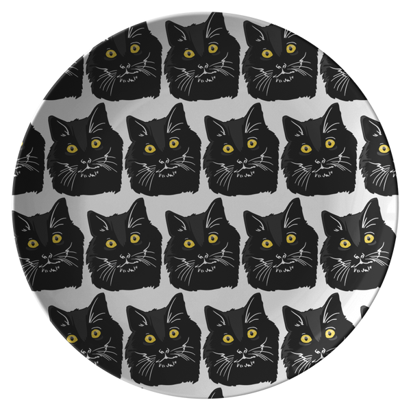 Bombay Cat Dinner Plate, Cat Lover Gifts 9189A