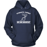 Shrute Farms Bed n Breakfast Beets Hoodie Sweatshirt for Men Women