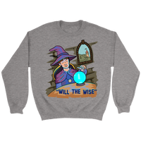 Stranger of Things Will The Wise Unisex Crewneck Sweatshirt for Men Women