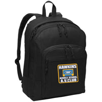 Hawkins Middle School AV Club Backpack
