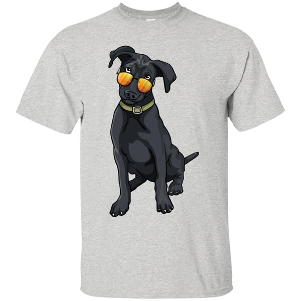 Black Labrador Shirt, Cute Gift for Cute Dog Lovers