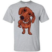 Dachshund Shirt, Funny Gift for Cute Dog Lovers
