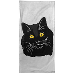 Bombay Cat Hand Towel, Cat Lover Gifts 9189A