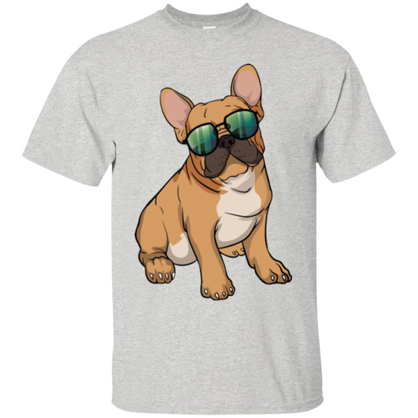 French Bulldog Sunglasses Funny Shirt, Gifts for Dog Puppy Lovers
