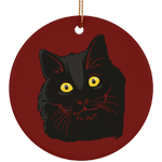 Bombay Cat Christmas Tree Ornaments, Cat Lover Gifts 9189