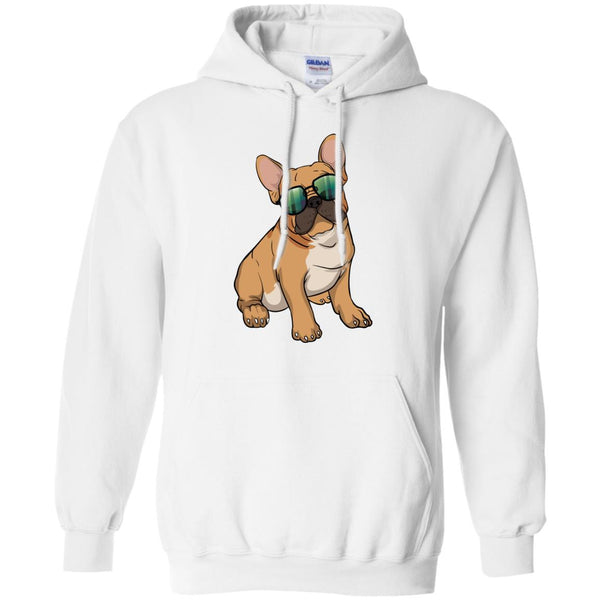 French Bulldog Hoodie Sweatshirt, Cute Gift for Cute Dog Lovers