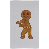 Gingerbread Man Kitchen Towel, Floss Dancing Gifts for Dance Lovers