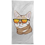 Bengal Cat Hand Towel, Cat Lover Gifts 9187A