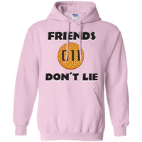 Friends Don't Lie Stranger Waffle Eleven Hoodie Sweatshirt for Men Women Kids Boys Girls Youth Plus Size