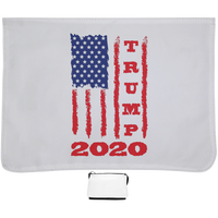 Trump 2020 USA Flag Shoulder Bag, Gifts for Republicans Conservative
