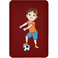 Floss Like a Soccer Boss Flip Case for iPad, Floss Dancing Gifts
