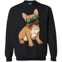 French Bulldog Sweatshirt, Cute Gift for Cute Dog Lovers