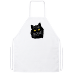 Bombay Cat Kitchen Apron, Cat Lover Gifts 9189A