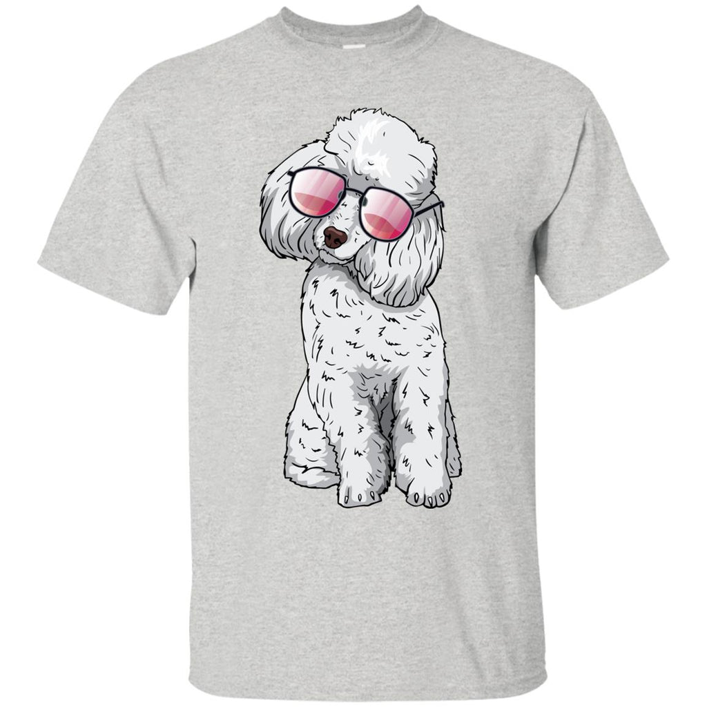 Poodle Shirt Cute Gift For Cute Dog Lovers Amazingproductsco