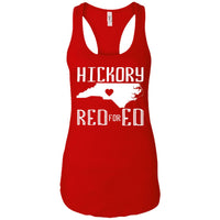 Hickory Red for Ed North Carolina Tank