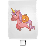 Halloween Unicorn Pumpkin Shoulder Bag, Gifts for Trick Treat Party