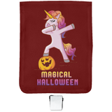 Dabbing Halloween Unicorn Shoulder Bag, Gifts for Pumpkin Candy Treat Scary Trick