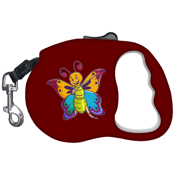 Butterfly Pet Dog Leash, Moth Lover Gifts