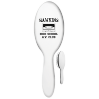 Hawkins High School Hair Brush, Christmas Gifts for AV Club Lovers