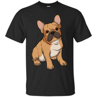 French Bulldog Shirt, Funny Gift for Cute Dog Lovers