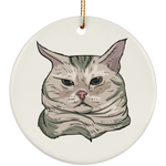 American Shorthair Cat Ornament Christmas Tree Ornaments Holiday Decor
